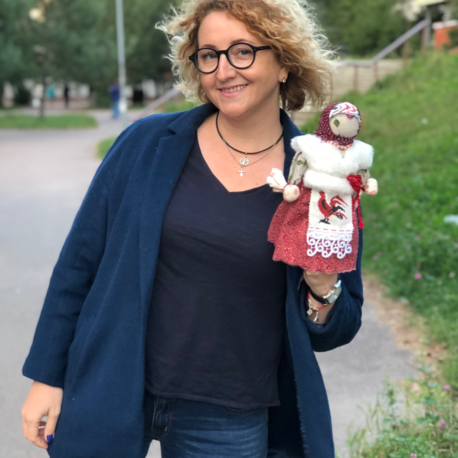 Элина Берсенева