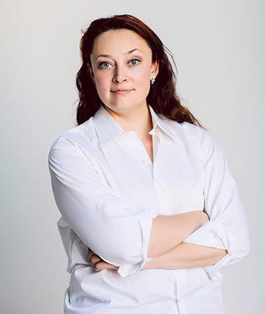 Ольга Ладога-Ячменева